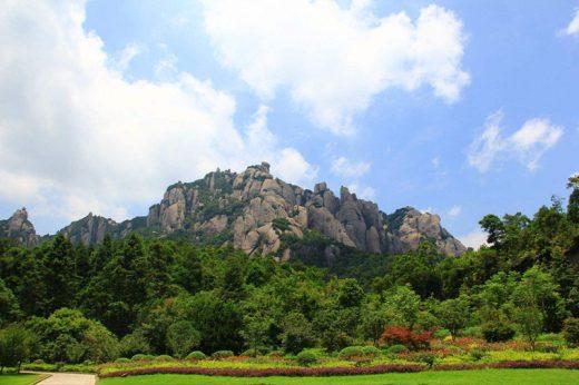 福鼎太姥山风景区
